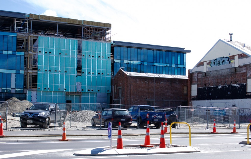 10-2015 Christchurch Rebuilding - 8 of 42