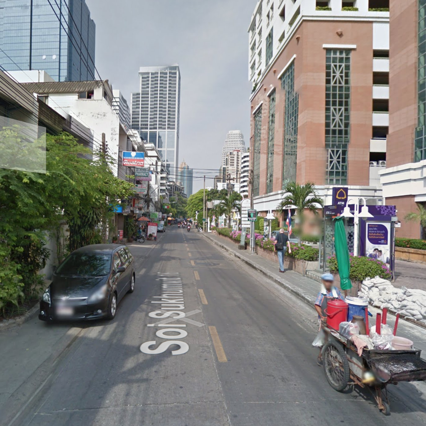 Sukhumvit 16 from Google Maps