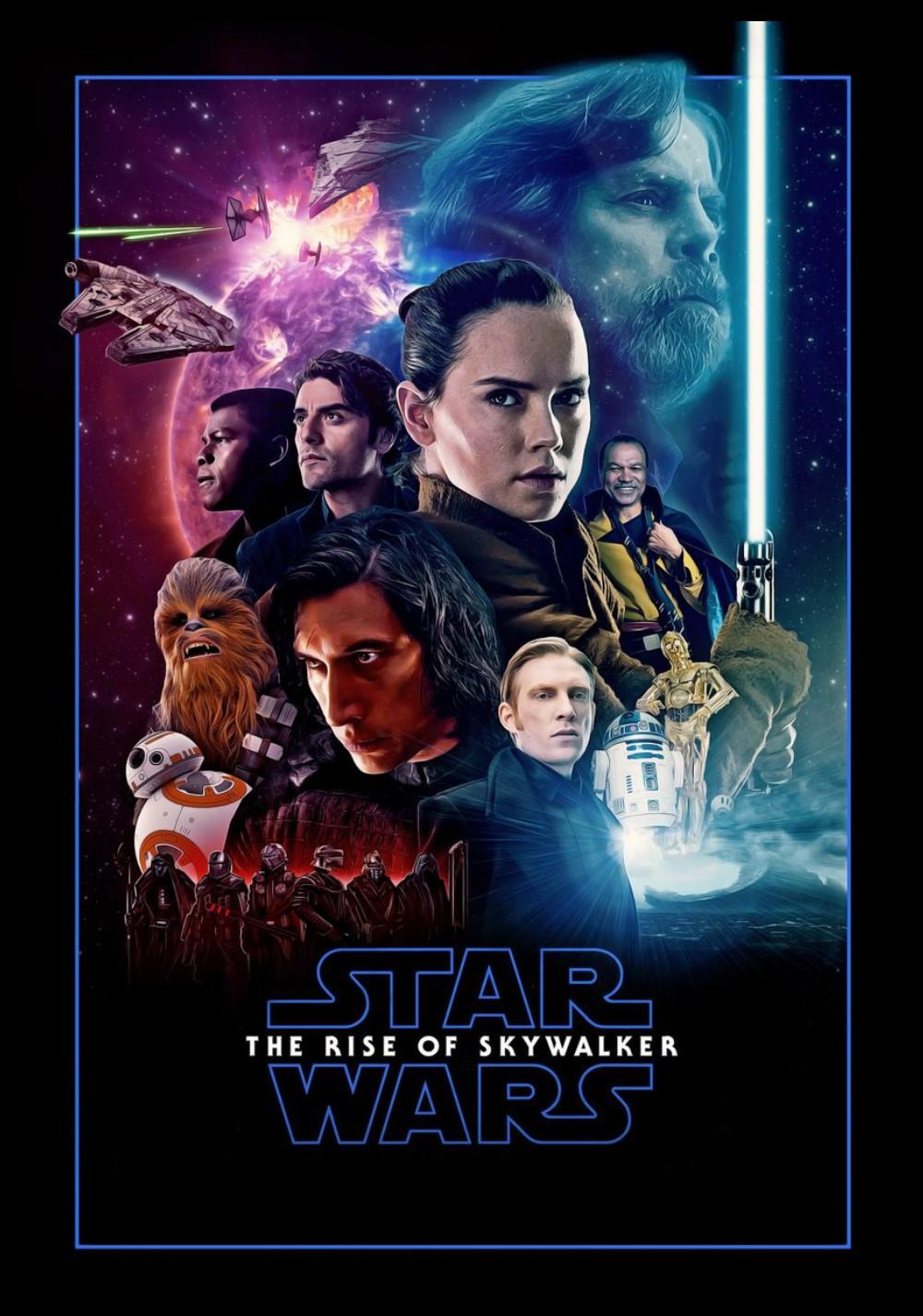 the last Star Wars movie